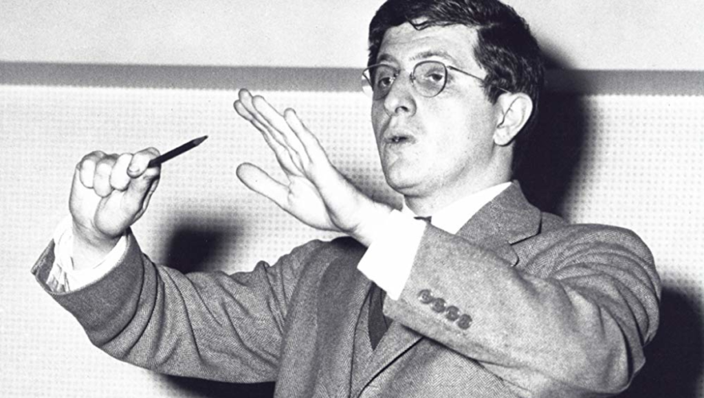 Bernard Herrmann - The Wrong Man: